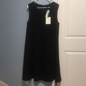 41 Hawthorn black sleeveless dress